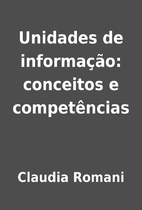 Unidades de informação: conceitos e…
