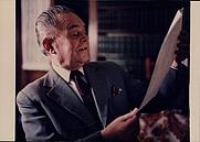 Author photo. Kálmán Benda in 1988 [credit: családi archivum]