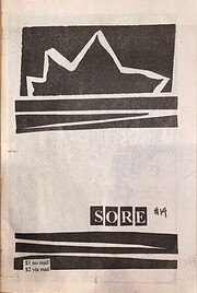Sore #14 by Taylor Ball