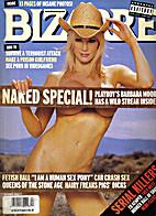 BIZARRE Magazine, Issue #63 by Editors