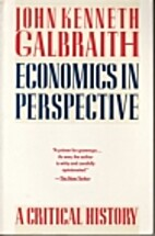 Economics in Perspective: A Critical History…