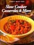 Favorite Brand Name Slow Cooker Casseroles &…