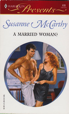 A Married Woman? by Susanne McCarthy
