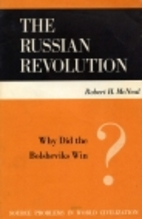 The Russian Revolution;: Why did the…