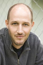 Author photo. photograph by Scott Dobry