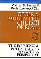 Peter and Paul in the Church of Rome: The…