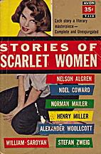 Stories of Scarlet Women (Avon, No. T-113)