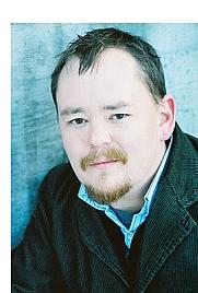 Author photo. Krysta Ficca 2007