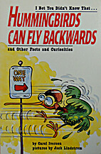 Hummingbirds can fly backwards and other…