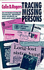 Tracing missing persons : an introduction to…