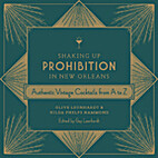 Shaking up prohibition in New Orleans :…