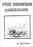 Pine Mountain Americans by Ruff Haydn