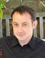 Author photo. Brian Ruckley