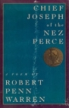 Chief Joseph Of The Nez Perce by Robert Penn…
