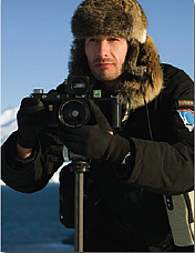 Author photo. Sagax Expeditions