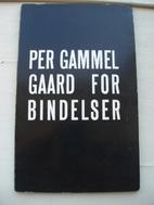 Forbindelser by Per Gammelgaard