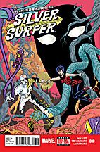 Silver Surfer (Vol. 4) #8: Worlds Apart by…