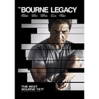 The Bourne Legacy [2012 film] by Tony Gilroy