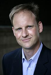 Author photo. Iain King