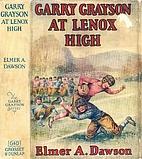 Garry Grayson at Lenox High by Elmer A.…