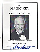 The Magic Key to Fame & Fortune: lecture…