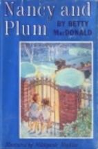 Nancy and Plum by Betty Bard MacDonald