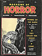 Magazine of Horror. Volume 4, Number 4 July…