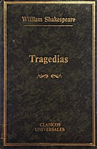 Tragedias by William Shakespeare