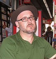 Author photo. Photo by Luigi Novi.