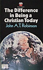 The difference in being a Christian today by…
