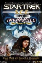 Invincible, Part Two of Two by David Mack