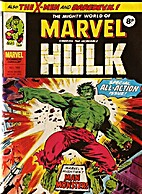 The Mighty World of Marvel # 189