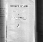 Código civil explicado. Libro cuarto: de…