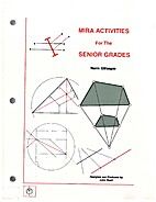 MIRA Activities For The Senior Grades by…