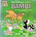 Bambi: Walt Disney See Hear Read Storyteller…