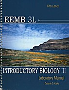 EEMB 3L: Introductory Biology III by Deborah…