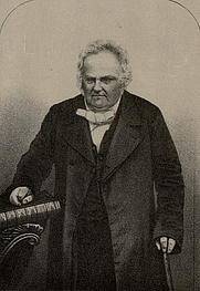 Author photo. Image from <i><a href=&quot;http://www.archive.org/details/travelsofwolff00wolfuoft&quot; rel=&quot;nofollow&quot; target=&quot;_top&quot;>Travels and Adventures of the Rev. Joseph Wolff</a></i> (London, 1861) at the <a href=&quot;http://www.archive.org&quot; rel=&quot;nofollow&quot; target=&quot;_top&quot;>Internet Archive</a>