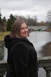 Author photo. Image from penguinrandomhouse.com public Author's page