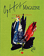Opt Art Magazine; International Gourmet…