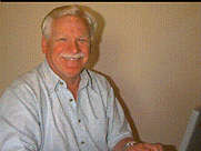 Author photo. Jack M. Holl