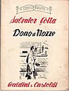 Dono di Nozze by Salvator Gotta