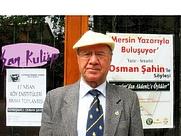 Author photo. Osman Şahin
