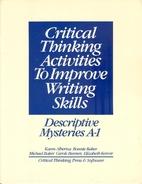 Descriptive Mysteries: Critical Thinking…