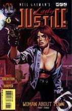 Neil Gaiman's Lady Justice (Vol. 2) #8 by…