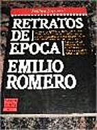 Retratos de epoca by Emilio Romero