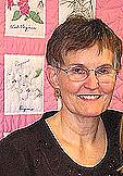 Author photo. (Cropped) Photo by Sheryl H. Eldridge, Newport (Oregon) Public Library