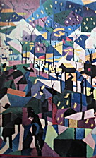 Futurismen och dadaismen by Claude…