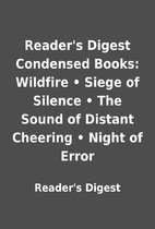 Reader's Digest Condensed Books: Wildfire…