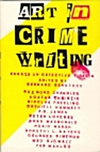 Art in crime writing: Essays on detective…
