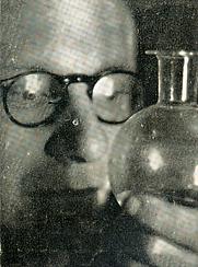 Author photo. Dr C.I. Jacobson